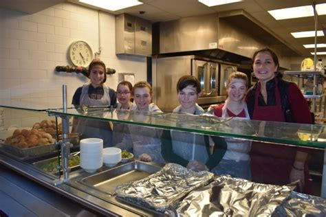 soup kitchen volunteer stamford ct church youth serve meals at soup kitchen new canaan