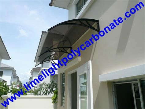 diy awning canopy polycarbonate awning door canopy window