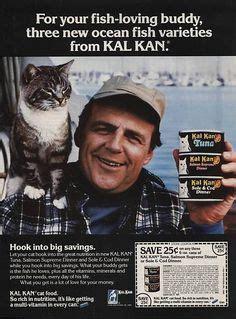 kal kan food s corner on cat food vintage magazines and vintage cat