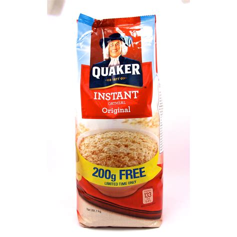 Sereal Instant Oatmeal Cereal instant quaker oats pictures to pin on pinsdaddy