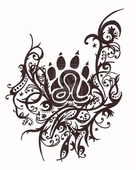 leo design tattoo ideas leo symbol