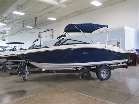 sea ray boats for sale rogers mn 2018 sea ray spx 190 power boat for sale www yachtworld