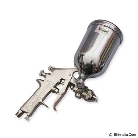 Spray Gun F 100 Tabung Atas Murah jual kodenki spray gun cat tabung atas 400ml murah