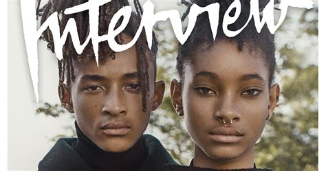 willow smith youtube interview jaden and willow smith pose together for interview