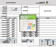 excel high school report card template homeschool high school report card template