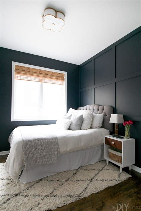 blue paint colors   bedroom