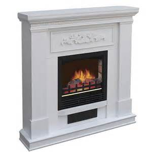 decor electric fireplace walmart
