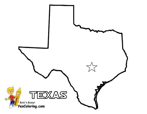 printable texas map mighty map coloring pages tennessee wyoming free maps america coloring