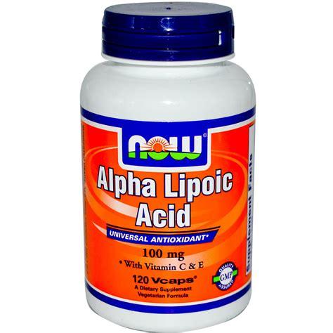 Alpha Lipoic Acid Detox Reaction by Naturally Healing Carpal Tunnel Boulder Sports