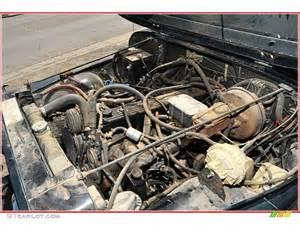 1983 jeep cj 7 4x4 4 2 liter ohv 12 valve inline 6