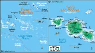 Tahiti Map Of World by Pics For Gt Tahiti Map
