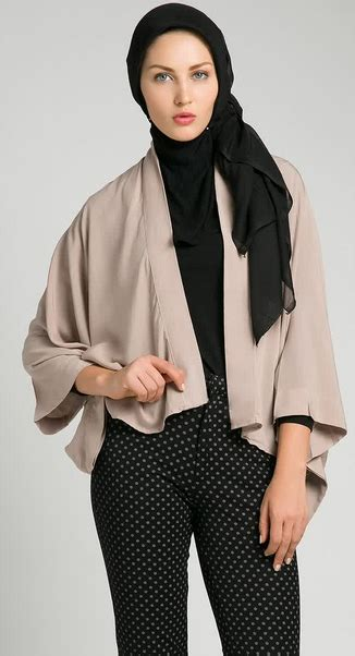 Aneka Pilihan Kebaya Kaftan aneka model baju kerja muslim terbaru 2018 model baju