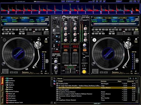 Free Virtual Dj Download Full Version 2012