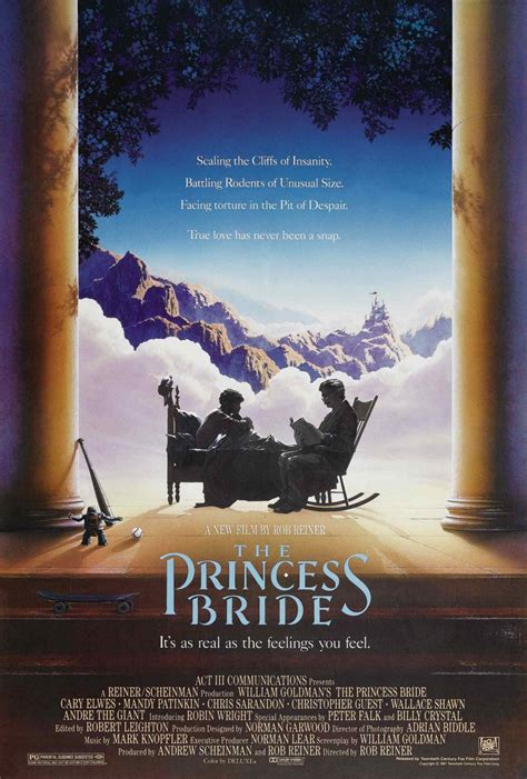 the princess bride peter s retro reviews the princess bride 1987