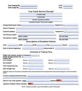 invoice template for trucking company free tow service invoice template excel pdf word doc