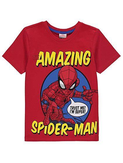 B1416 Gw Shirt Child spider t shirt george