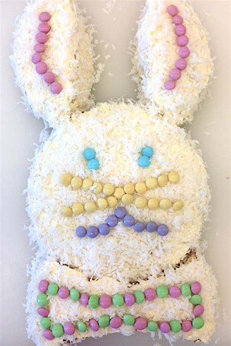 how to make a bunny cake easy easter bunny cake recipe how to make a bunny cake