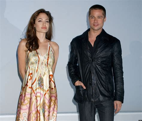 Details Of Angelinas Will details on and brad pitt s early