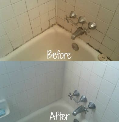 cleaning bathtub grout x14 mildew stain remover reviews pics of results