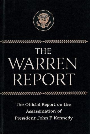 the warren commission report book the best books to learn about president f kennedy
