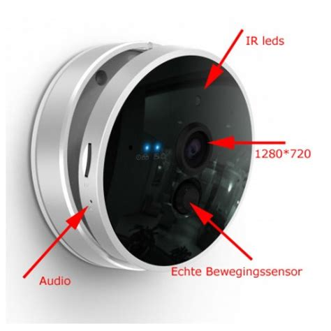 ip camera en alarm systeem combinatie