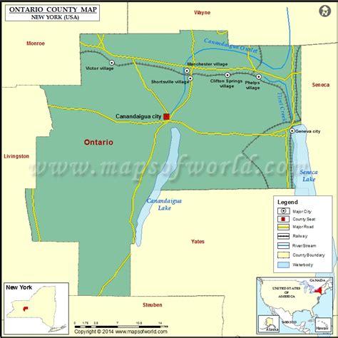 gis program background ontario county ontario county map map of ontario county new york
