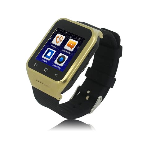 Smartwatch Ios Montre Telephone Smartwatch Ios Et Android Mult