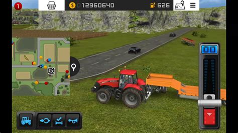 game farming mod apk farming simulator 2016 android apk mod new update youtube