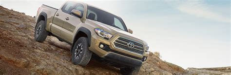 Toyota Tacoma Incentives 2017 Toyota Tacoma Lease Offers And Incentives Fort Smith Ar