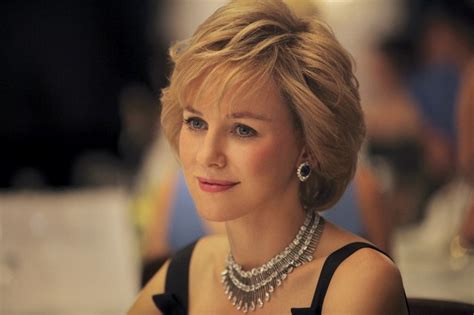 biography of princess diana movie naomi watts dons diana s famous black evening gown