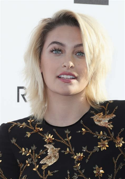hair styles in paris paris jackson shag shoulder length hairstyles lookbook