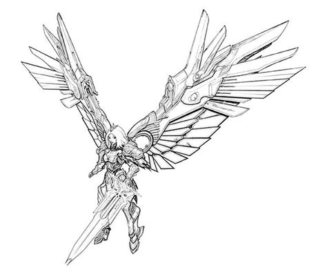 coloring pages dark angel be sure to print of the dark angel coloring pages with