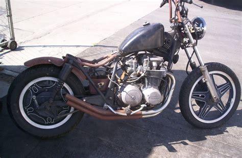 honda nighthawk 650 bobber 1979 honda cb 650 bobber cafe racer frame only ebay