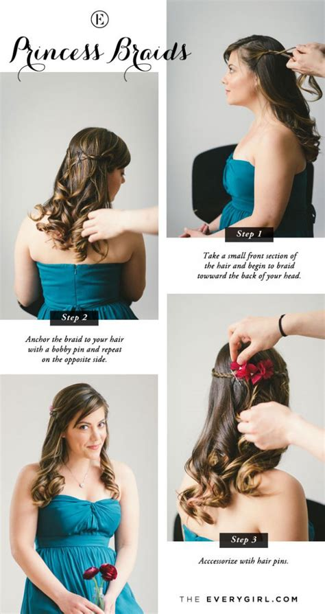 easy hairstyles no bobby pins 5 quick and easy bridesmaid hairstyles the everygirl