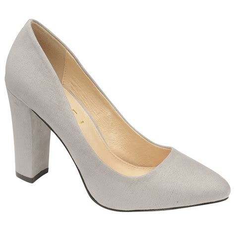 heeled shoes buy ravel hazleton court shoes in grey