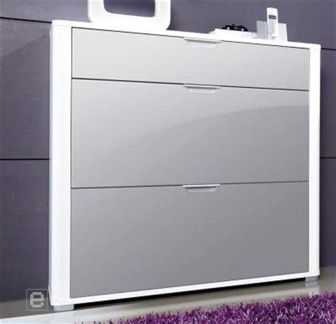 flurschrank weiß grau hochglanz amazing highboard grau hochglanz with grau