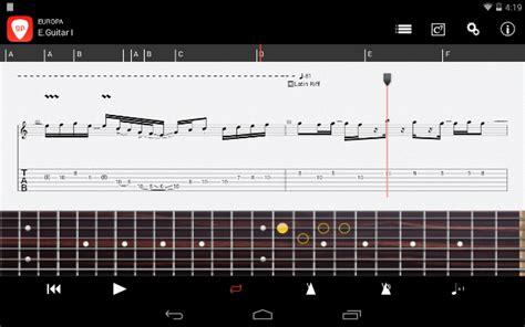 Aplikasi Tutorial Belajar Gitar | 7 aplikasi android untuk belajar gitar dengan mudah