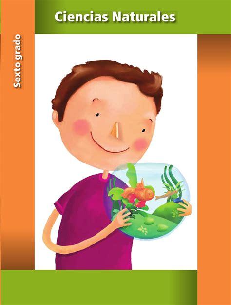 imagenes de ciencias naturales para niños ciencias naturales 6o grado by rar 225 muri issuu