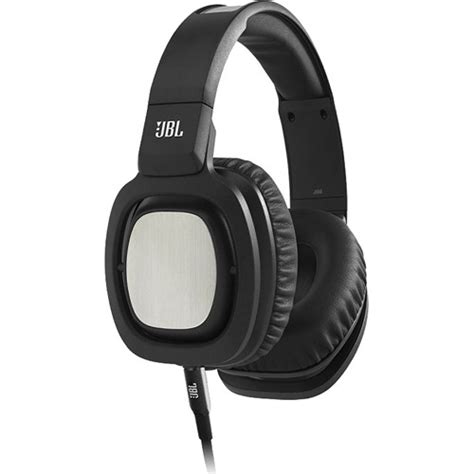 Headset Bando Jbl J 600 jbl j88i ear headphones black j88i blk b h photo