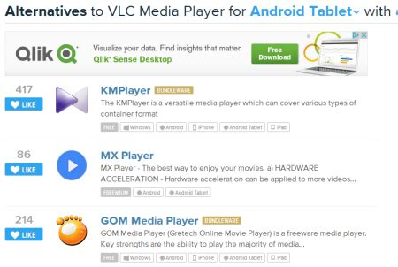 vlc media player for android best alternatives for android playeback than vlc i mediasky