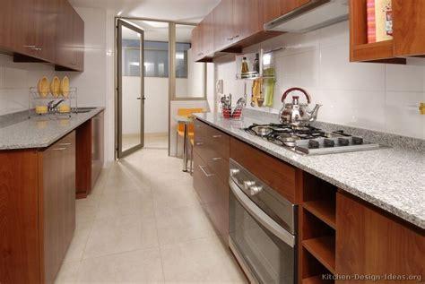 galley kitchen units pictures of kitchens modern medium wood kitchen cabinets