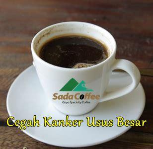 Mesin Kopi Ripple rutin minum kopi mencegah kanker usus besar