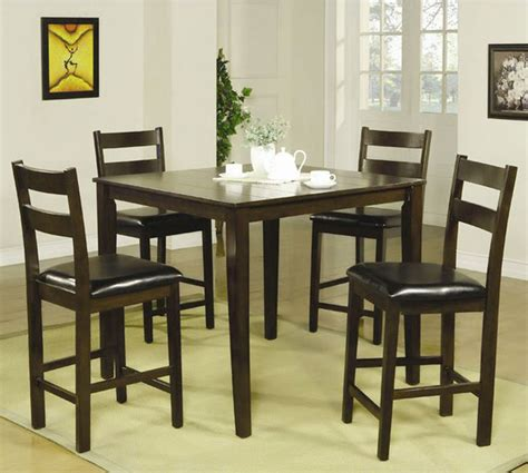 Pub Dining Table Sets Small Pub Style Dining Room Table Sets Spotlats