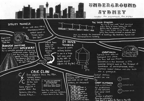 map of us underground tunnels underground sydney