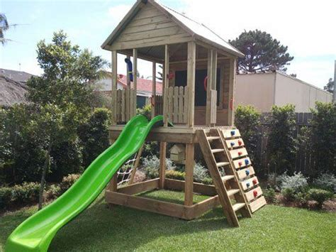 backyard play forts outlook fort for outdoor kids play area from cubby houses