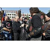 Putin's Hell's Angels  Rosamond Press