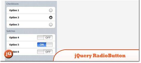 html design radio button 15 jquery radio button checkbox style plugins sitepoint