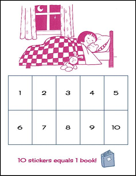 printable sleep reward charts for toddlers life in random bits sleep chart free printable