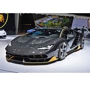 Lamborghini Bets Big On Carbon Fiber For Use In Next Gen