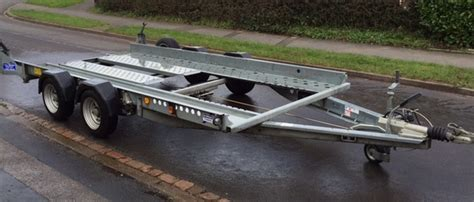 used boat transport trailers for sale secondhand trailers car transporters ifor williams
